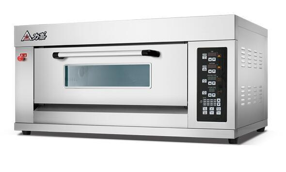 Commercial Pizza Bakery Oven 10 Deck Industrial Bread Gas Oven For