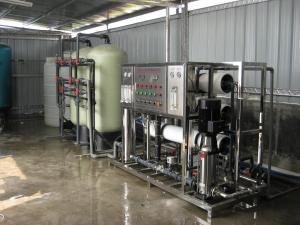China Industrial Ro Water Treatment System Reverse Osmosis Treatment Plant on sale