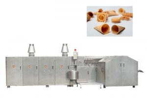 China Star - Reel System Ice Cream Production Line With Fast Heating Up Oven on sale