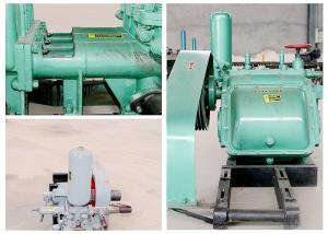 China High Pressure Hydraulic Oil Drilling Mud Pump Three Cylinder BW150 on sale