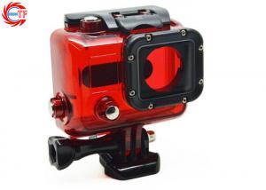 China Hero 3 Go Pro Action Camera Accessories Waterproof Housing Case 4 Colors on sale