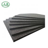China Soft PVC Foam 100kg M3 1200 Mm Insulation And Cold Resistance Slab NBR Rubber Sheet on sale