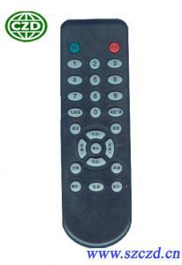 China DVB Remote Control CZD-0018 on sale