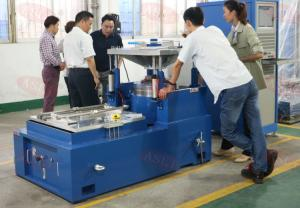 China Electrodynamic Vibration Shaker Vibration Test System Meets MILSTD 810G Method 516.6 on sale