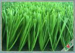 Abrasion Resistance Football Artificial Turf , Synthetic Grass For Soccer Fields