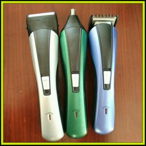 China NHC-2012 3 In 1 Hair Nose Beard Hair Trimmer Rechargeable Hair Clipper on sale