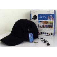 Hidden Camera   Hat camera Cap Hidden Camera DVR Mini Camera-DVR with remote control