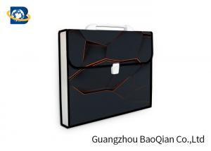 China Expanding File Folders 3D Lenticular Printing Service PP / PVC Durable Material on sale