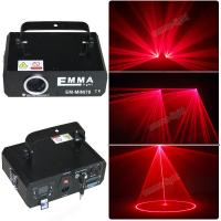 1w 1000mW red gobos Laser Projector,Cartoon DMX, DJ Party Stage Multi effect lighting