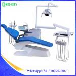Hosapital controlled integral dental equipment dental chair with LED lamp