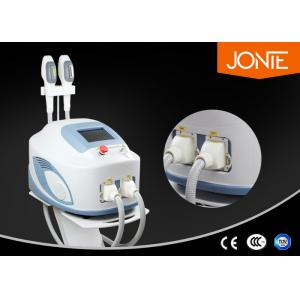 China Intense Pulse light Laser SHR Hair Removal Machine with 0 - 50 J / cm2 RF Energy on sale