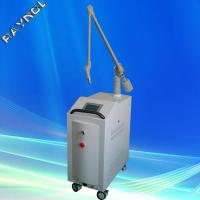 China 10Hz Active Electro-optic Laser Beauty Machine , Q-Switch Nd YAG Medical Laser Machine on sale