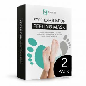 China OEM ODM Remove Dead Skin Peeling Exfoliating Foot Mask, Foot Peel Mask Peeling Away Calluses and Dead Skin Cells on sale