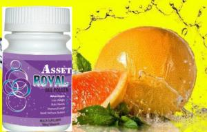 China Asset Royal Bee Pollen Diet Slimming Pills Strong Advanced Plus Bottle on sale