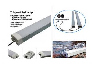 China IP65 waterproof tri-proof lamp,Tri-proof linear led fixtures,IP65 T8 led tri-proof lamp on sale