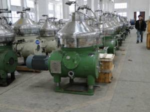 China Biodiesel Centrifuge with Self-cleaning Bowl EX-type on sale