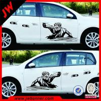 Wholesale sticker printing adhesive car decal custom vinyl stickers