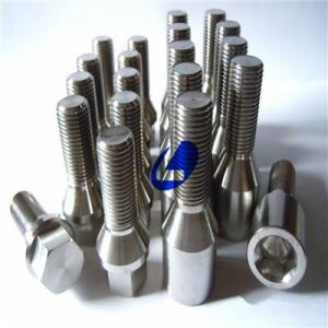 Supplier of DIN 933/934 GR5 Titanium bolt,nuts and washer for