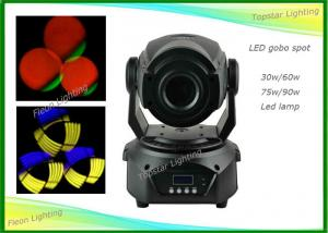 China Mini LED Moving Head Spot Led 30w Night Club Lighting , Led Stage Lighting on sale