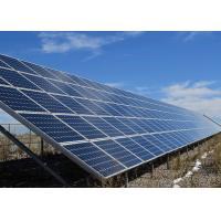 Commercial 250 Watt Solar Panel -40 To 85 °C Work Temperature Long Lifespan