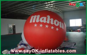 China Customize Inflatable Balloons For Advertising / Outdoor Inflatable Helium Balloon Advertising on sale