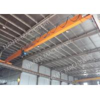 LD 2t-10m electric Single Girder Overhead Cranes For Factories / Material Stock