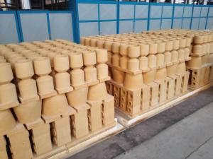 Quality Foundry Fire Clay Runner Bricks With Thermal Shock Resistance for sale