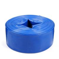 3inch  flexible  PVC Lay flat  suction Hose  pipe for water pump