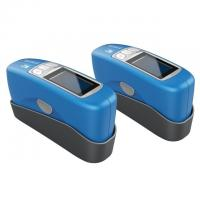 High Performance Gloss Meter 60 Degree 0 - 1000GU Test Range With 3000mAh Battery