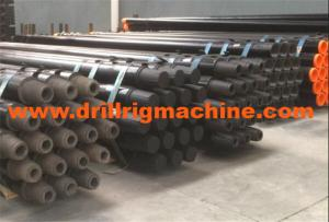 China Friction Welded Dth Drill Pipe Casing For Rock Drilling / Well Drilling on sale