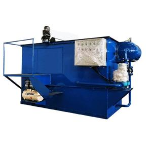 China Sedimentation Daf Waste Water Treatment Equipment , Customized Waste Treatment Tank on sale