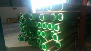 China 10 Inch Wall Thickness Stainless Steel Pipes And Tubes For Welding / Threading on sale