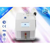Portable Q Switched Nd Yag Laser Tattoo Removal , Q Switch Laser For Pigmentation