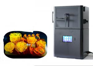 China Resolution 0.02mm Prototype Casting with Resin Large Build Platform Jewelry Wax Printer on sale