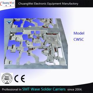 China Mini Soldering Defects Solder Pallet CE ISO 350 Maximum Temperature on sale