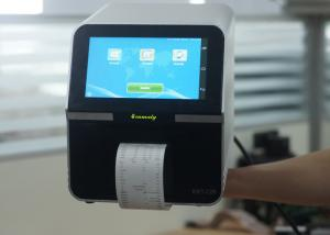 China IVD Clinical Veterinary Coagulation Analyzer , Portable Automatic Blood Analyzer on sale