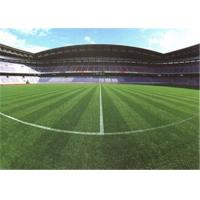 Outdoor PE PP Multifunction Playground Synthetic Artificial Grass Football Field