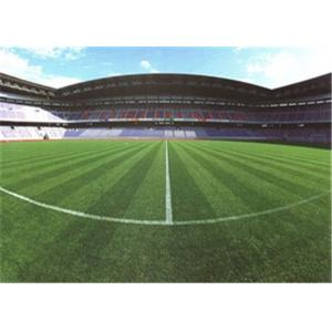 China Outdoor PE PP Multifunction Playground Synthetic Artificial Grass Football Field on sale