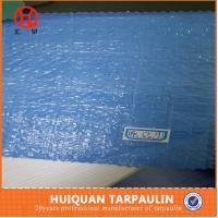 blue pe tarpaulin stocklot