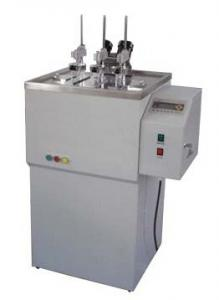 China Digital Display Plastic Thermal Deformation Vicat Softening Point Plastic Testing Equipment on sale