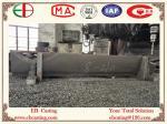 Los agujeros de perforación fortalecieron las piezas de lanzamiento del hierro dúctil para los laminadores EB16052