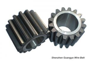 Quality High Precision Metric Bore Sprockets Bright Surface ANSI Standard OEM for sale