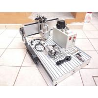 China Mini Portable metal aluminum iron acrylic Engraving small CNC Routers milling machine on sale