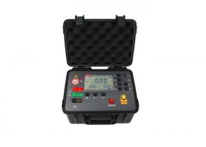 China High Voltage 10KV Insulation Resistance Test Equipment For Generators 0.01MΩ~1000GΩ on sale