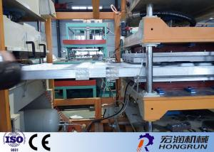 China Disposable Plastic Thermoforming Machine With CE Certification HR-1040 on sale