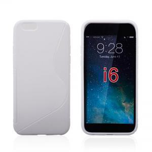 Iphone Accessories Iphone 6 Clear S-Curve TPU Case Ultra Thin TPU Shell