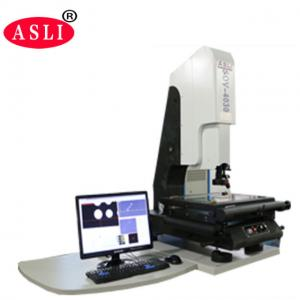 China Electronic Power 2 Axes Video Measuring Machine Universal Testing Equipment on sale