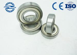 China High Speed Single Row Ball Bearing , 6006 - 2RS1 Small Ball Bearings 30 × 55 × 13mm on sale