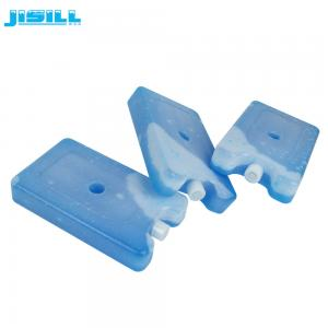 China FDA Approved Hard Plastic Fan Ice Pack Cooling Gel Pack For Air Cooler on sale
