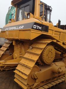 Used CAT D7H bulldozer with ripper , used CAT D7H dozer on sale for